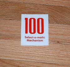 Seeburg  100 Mechanism insert