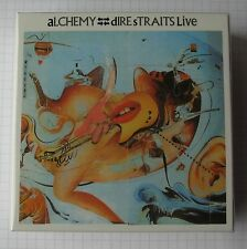 Dire Straits-Alchemy Drawer JAPON PROMO BIG BOX pour le Japon MINI LP CD NEUF!