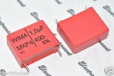 2pcs - WIMA MKP4 1uF (1µF) 400V 5% pitch:22.5mm Capacitor MKP4G041005I00JSSD