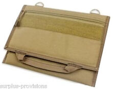 "Condor - 10"" Tablet Sleeve Pouch - iPad/Galaxy Tablet -Tan- Tactical Molle #MA70"
