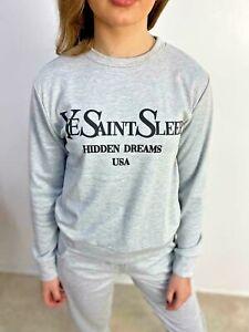 """Latest Women On Trend """"Ye Saint Sleep"""" Lounge wear- 2 Piece- L/XL(Size 14)"""