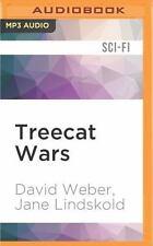 Star Kingdom: Treecat Wars 3 by David Weber and Jane Lindskold (2016, MP3 CD,...