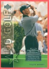TIGER WOODS 2004 Upper Deck National Trading Card Day #UD-14