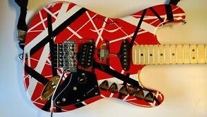 Van Halen Kramer Ad Franky Guitar Body Walker Style Poplar EVH