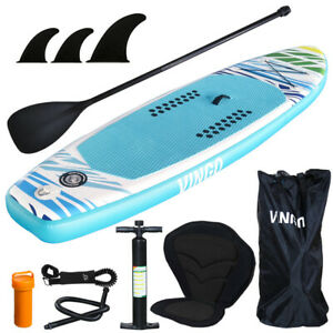Surfboard Kajak-Sitz Einsteiger Stand Up Paddle Aufblasbar 305-330cm SUP Board