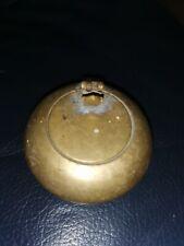 Brass Ashtray (small)