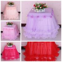 Tischdecken Tabel Abdeckung Hintergrund Picknick Küche Tuch Blumen Cotton Leinen