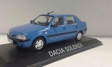 DACIA SOLENZA 2003-2005 LEGENDARY BALKAN CARS DEAGOSTINI IXO 1/43