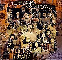 "THE  BLACK SORROWS ""LUCKY CHARM"""