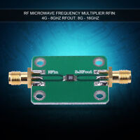 RF Microwave Frequency Multiplier RFin: 4G - 8GHz RFout: 8G - 16GHz oe