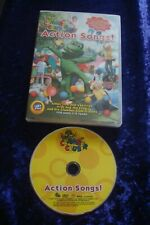 DVD.CLAMBER CLUB.ACTION SONGS.JUMP JIVE EXERCISE.SOUTH AFRICAN KIDS TV.24 SONGS.