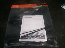07-13 KTM Frame Protection Kit Black # 77303094100 SX SXS XC-W XC  RM
