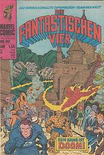 DIE FANTASTISCHEN VIER # 80 - MARVEL WILLIAMS 1976 - ZUSTAND 1