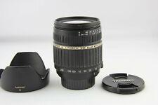 Tamron AF 18-200mm (IF) 1:3. 5-6.3, Nikon F Mount # 5911
