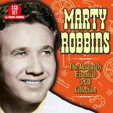 Marty Robbins ABSOLUTELY ESSENTIAL COLLECTION Best Of 60 Songs NEW SEALED 3 CD