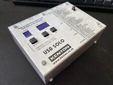 Kenton USB Solo - USB MIDI To CV Converter