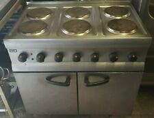 LINCAT SILVERLINK 6 RING ELECTRIC RANGE 3 phase electric