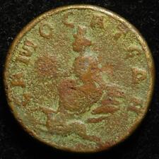 Roman Provincial, Philip II AE23 Samosata, Commagene, r. Tyche, 247-249AD, rare