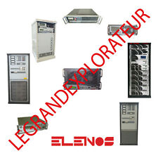 Ultimate Elenos Operation Repair Service Manuals Schematics  70 Manual s on DVD
