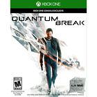 Quantum Break Xbox One [Brand New]
