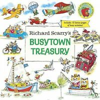Richard Scarry's Busytown Treasury, Hardcover by Scarry, Richard, Brand New, ...