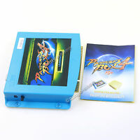 645 Games in 1 Pandora Box 4 JAMMA PCB Board For Arcade Video Games Console DIY