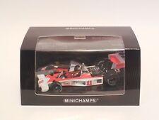 1/43 Minichamps McLaren M23 # 11 James Hunt 1976 World Champion