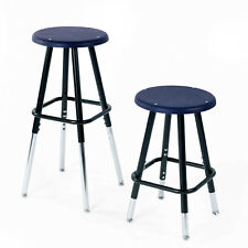 Stand2Learn Student Stool fits from K-12 Black Top