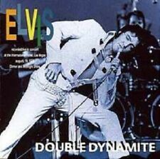 ELVIS CD DOUBLE DYNAMITE 2 CD'S