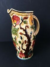 More details for indian tree jug made by h.j.wood of staffordshire