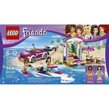 LEGO 41316  Il trasportatore di motoscafi di Andrea - Friends 6-12 Pz 309