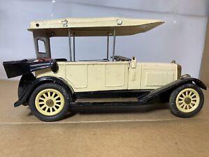 Japanese Tin Car Toy