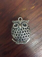 Owl Necklace Pendant Jewelry Charm Fashion