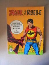 Zagor Scritta Rossa n°90 Bonelli  [G914-2]