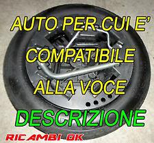 KIT Ruotino di scorta R14 Fiat Panda 500 Strada-Citroen Nemo-Peugeot Bipper