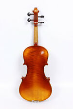 Yinfente Master 1/2 Violin Old Maple Spruce Wood Ebony Fittings Violin Case Bow
