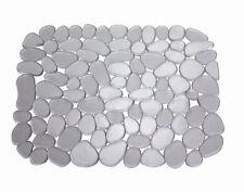 Pebble Design Grey Sink Mat