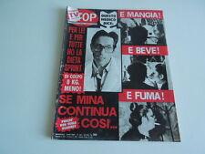 MINA- PAOLO PANELLI- JULIO IGLESIAS-CLAY REGAZZONI-MARILYN MONROE-DEANNA DURBIN