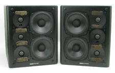 PAIR of M & K Sound Miller & Kreisel Powered Studio Monitors MPS-2510P SQCR