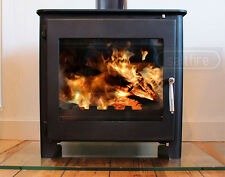 Saltfire ST3 7.3kW DEFRA Approved Wood Burning Stove Clean High Efficiency