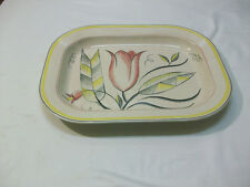 "Ridgways "" Sunshine Ware"" Large Serving Platter-Imported From England-Macy's !"
