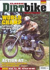 CLASSIC DIRT BIKE-No.8 (NEW COPY) *Post included to UK/Europe/USA/Canada