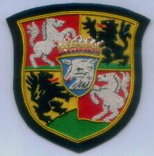 German Prussia Count Graf von Zeppelin Air Ship Blimp Army War Crest Arms Shield