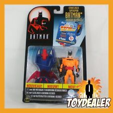 Superspion Straatjager Batman The Animated Series Action Figur Kenner
