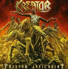 KREATOR - PHANTOM ANTICHRIST  CD+DVD DIGIPACK LIMITED EDITION+++++++ NEU