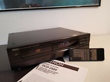 Denon DCD-2560 -- High End Vintage CD Player -- FULLY SERVICED