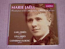 CD Marie Jaël - Mélodies et Lieder , Sonate - Erbès / Dubosc - Solstice 2005