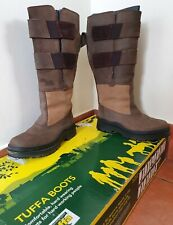 **Reduced to Sell *Tuffa Suffolk two tone county Boot brand new size 5
