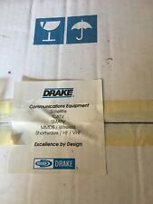 NEW IN BOX - RL Drake SW8 World Band Shortwave Receiver - USA Made - UNOPENED
