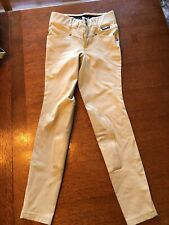 Kerrits Tan Breeches - Kids L